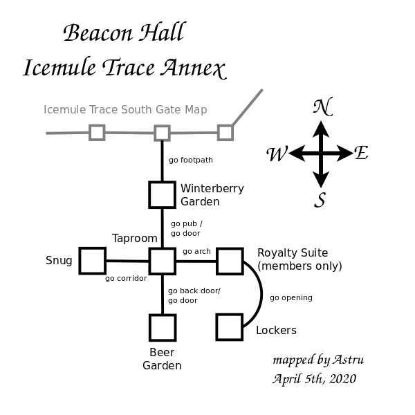 Beacon Hall IMT Annex