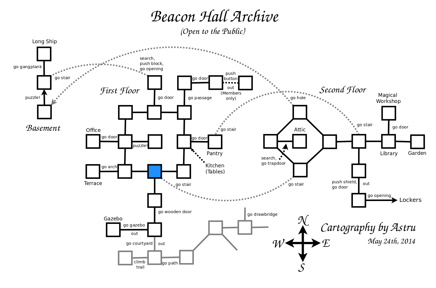 Beacon Hall Archive